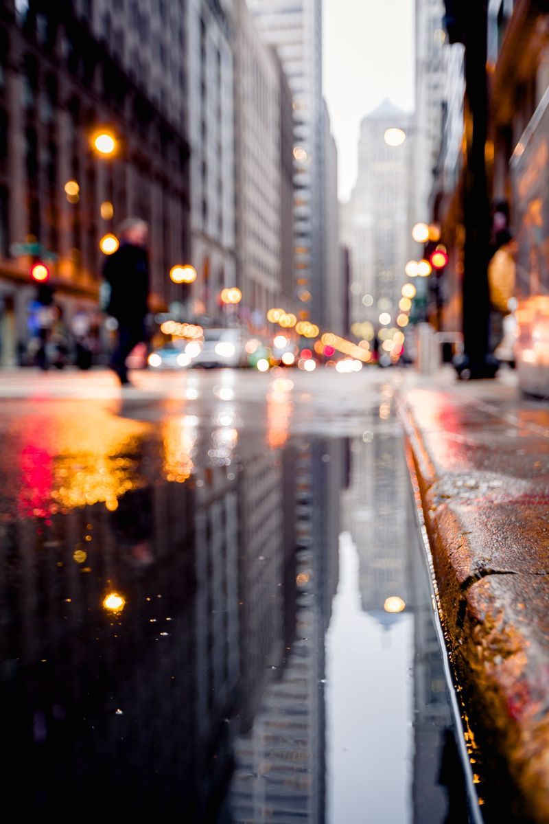City in a Puddle